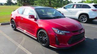 2016 Scion tC Release Series 10.0 Full Tour & Start-up at Massey Toyota