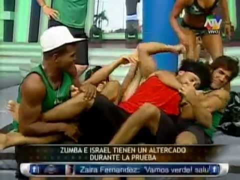 COMBATE: Zumba Se Pelea Con Israel -  07/03/13