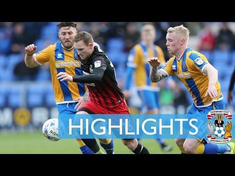 Highlights   Shrewsbury 0-0 Coventry