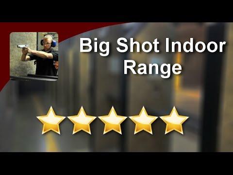 Big Shot Indoor Range Reno          Wonderful           Five Star Review By Joe H.