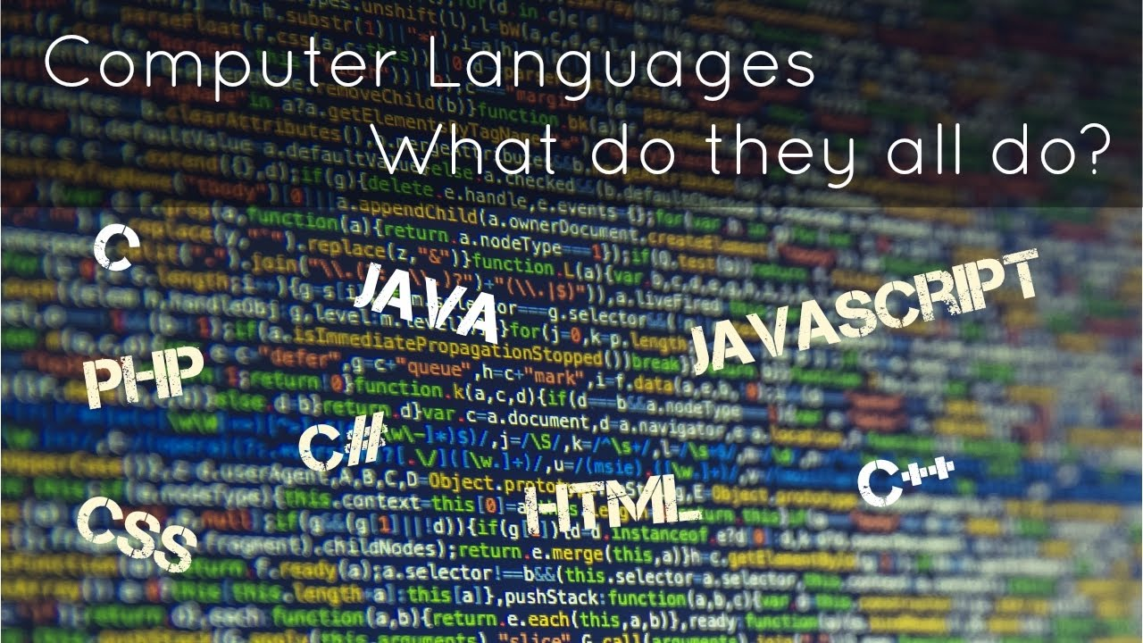how to make coding language