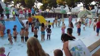 Club Calimera Es Talaial Mallorca Kids Disco 24.07.13