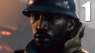 Battlefield 1 Прохождение на русском #1 ► ПЕРВАЯ МИРОВАЯ ВОЙНА [PC 60 fps 1080p]
