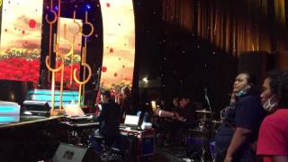 Marcel Aulia Band @SON Award MNC TV with Ayu Tingting