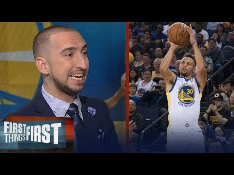 Golden State Warriors favored to win another NBA title in 2017-18 season | FIRST THINGS FIRST
