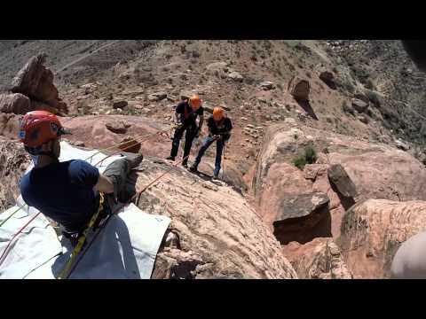 CMC Rope Rescue Course in Las Vegas