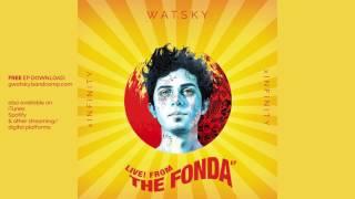 Watsky- Wounded Healer/ Sarajevo Medley ft. Camila Recchio [LIVE! From the Fonda)