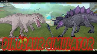 Roblox - Dino Sim Wars - WHAT THE FUZZ?