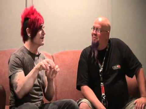 Klayton from Celldweller Interview