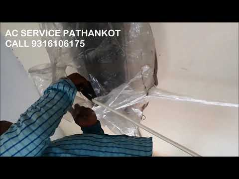 Indoor Unit Cleaning IFB Split Air Conditioner | AC Service Pathankot