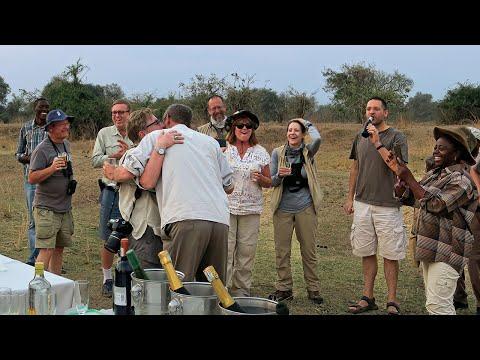 Leslie Nevison Birthday Party Safari Video