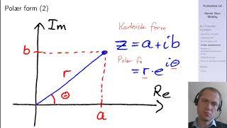 Grafisk repræsentation af komplekse tal