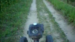 Traktor TERRA tuning