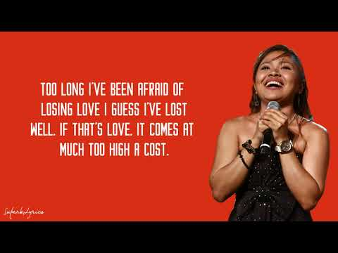 Alisah Bonaobra - Defying Gravity (Lyrics)
