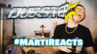 Dubstep auf's Maul! | #MartiReacts