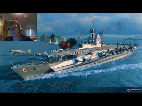 My thoughts on Graf Zeppelin and should she be bought?