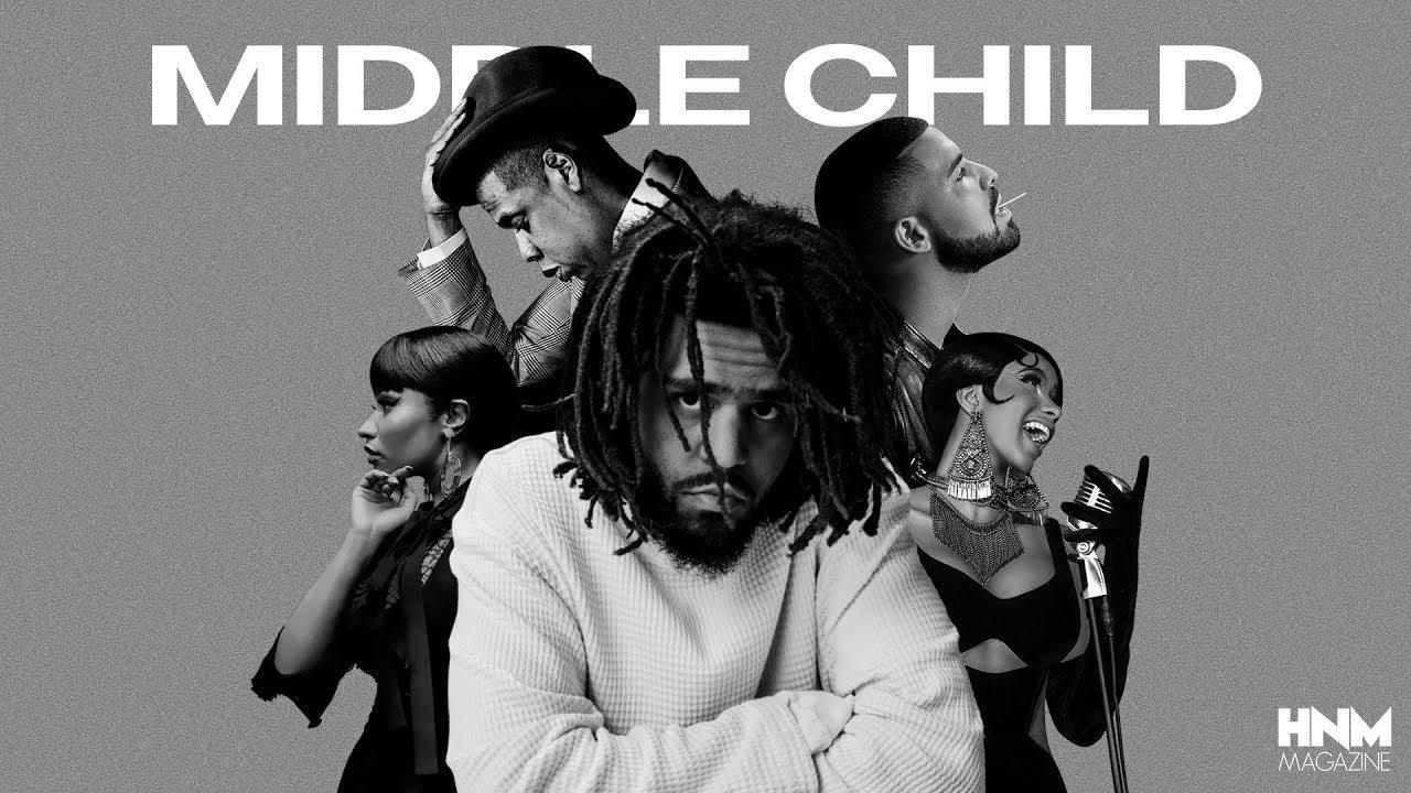 J cole middle child feat drake jay z nicki minaj cardi b mashup