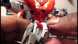 kokujin reviews 56 hgbf wing gundam zero honoo