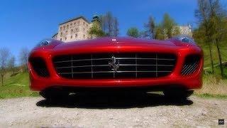 Klasyczna włoska piękność, która robi wrażenie osiągami! #Najlepsze_Samochody_XXI_wieku