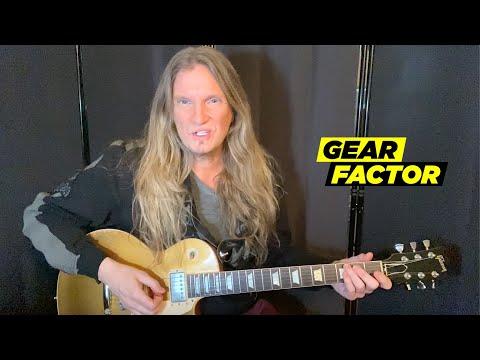 Whitesnake's Joel Hoekstra Plays His Favorite Riffs