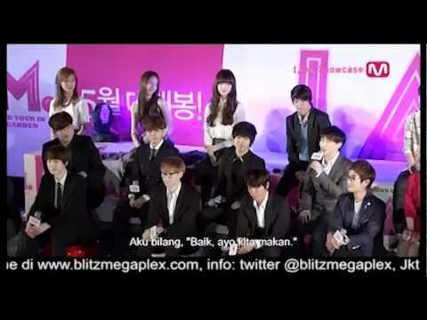 I AM Showcase SungMin Cut Indonesia.mp4