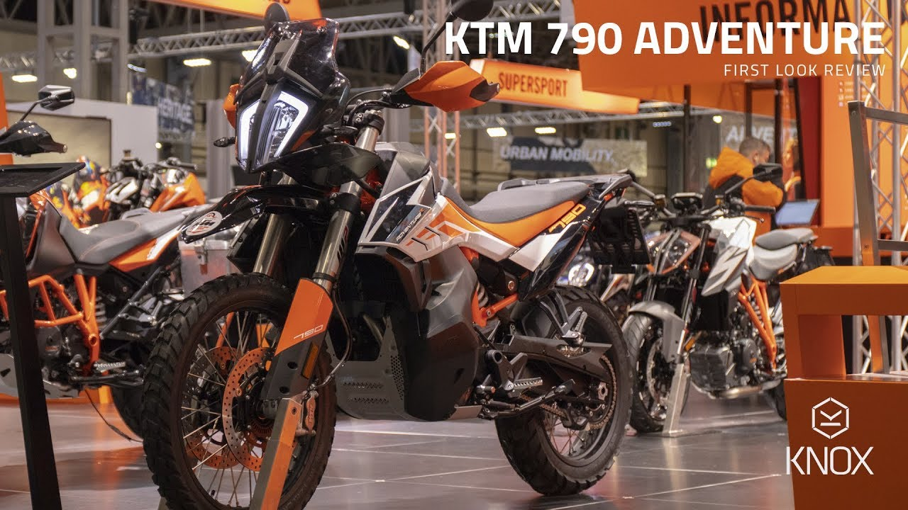 Ktm 790 Adventure >> Ktm 790 Adventure First Look Review From Knox Youtube