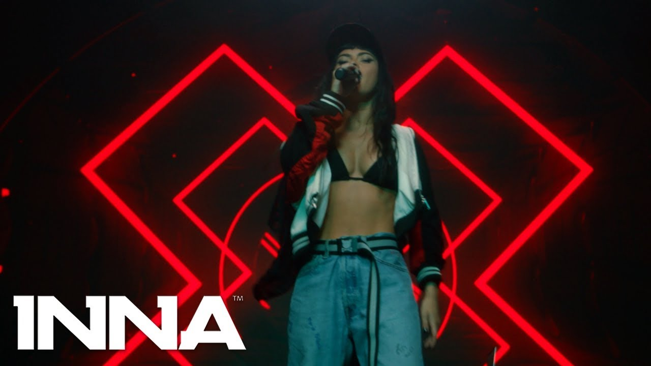 INNA - Not My Baby live @ Untold OverNight