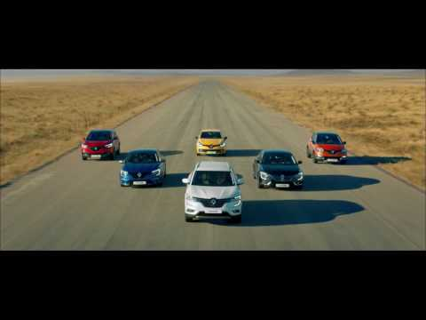 Renault Hayat Kadar Beklenmedik