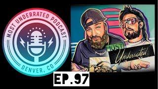 The Most Underrated Podcast #97 - Nike Huarache Adapt + Week 3 NFL Picks + Nike Drops A.B & More!