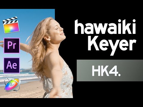 Hawaiki Keyer 4 for FCP X, Premiere Pro, AE and Motion