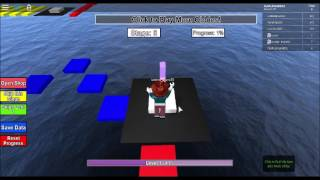 Fidget Spinner Obby PLAYING ROBLOX i FALLING a LOT