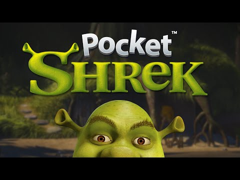Pocket Shrek - Release Trailer - Android Version
