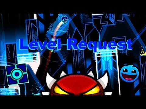 Geometry Dash Level Request Stream (RUS/ENG) (REQ:ON)