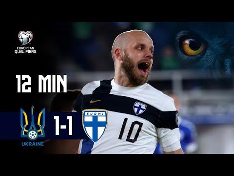 Ukraine Finland Goals And Highlights