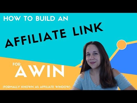 Getting an Awin Affiliate Link - I Used ETSY for this Deeplink Example