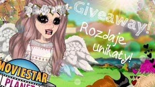 MSP: ☆ GIVEAWAY! ☆ Rozdaje unikaty! ☆ I Kawaii MSP I