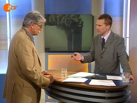 ZDF Live-Nachrichten am 11. September 2001 ...