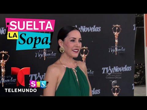 Stephanie Salas habla de su relación con Luis Miguel   Suelta La Sopa   Entretenimiento