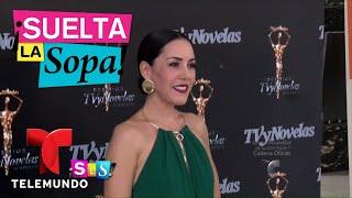 Stephanie Salas habla de su relación con Luis Miguel | Suelta La Sopa | Entretenimiento