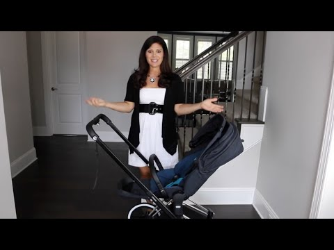 CYBEX Priam Baby Stroller Review - YouTube