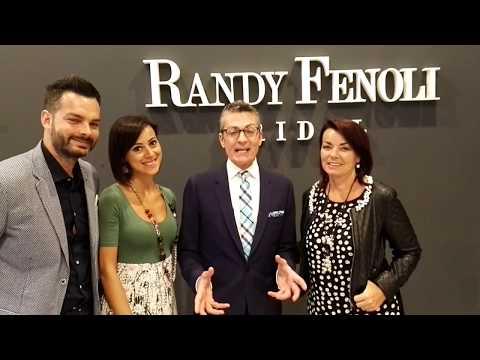 Randy Fenoli - Grazia Di Bella // Collezione Bridal 2018