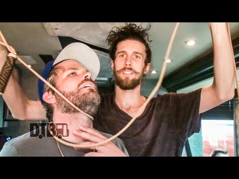 3Oh!3 - BUS INVADERS Ep. 1032 [Warped Edition 2016]