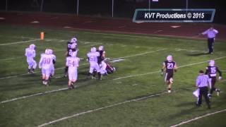 Greensburg Central Catholic Football vs Serra Catholic Highlight Video 10 2 15