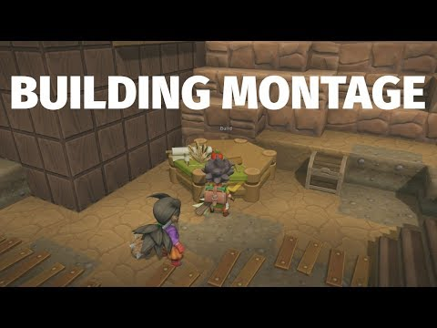 Dragon Quest Builders 2 Video: Protecting Your Village With a Helpful Watch Tower