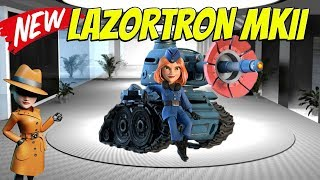 NEW Lazortron MKII - Boom Beach Prototroop 2.0