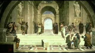 蒙娜麗莎會說話-世界經典藝術魔幻展【雅典學院】