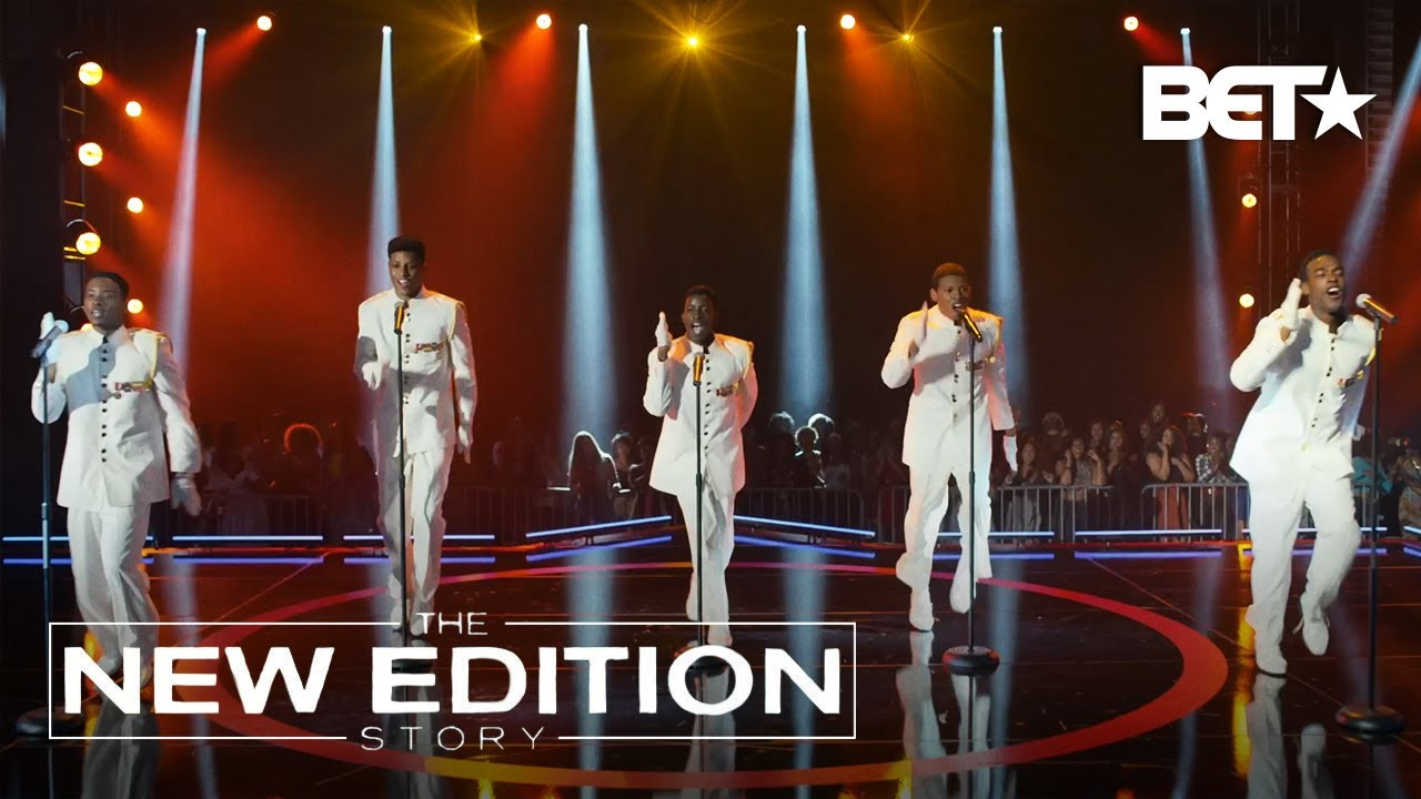 Download The New Edition Story - FULL Episode Part 1