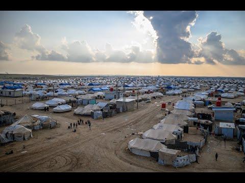 الأسرى والفارون والنازحون.. 3 هواجس لما بعد انهيار داعش  - 14:55-2019 / 2 / 18