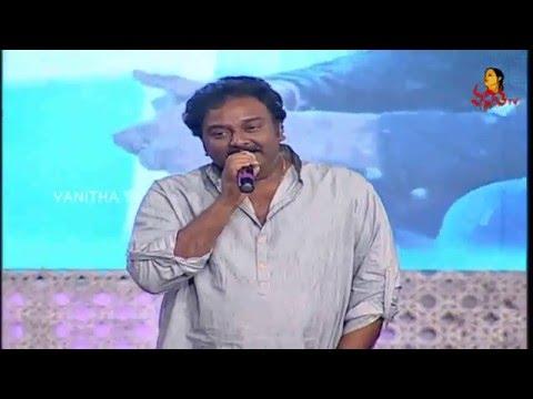 VV Vinayak Speech At Nannaku Prematho Audio Launch | NTR, Rakul Preet, Sukumar, DSP