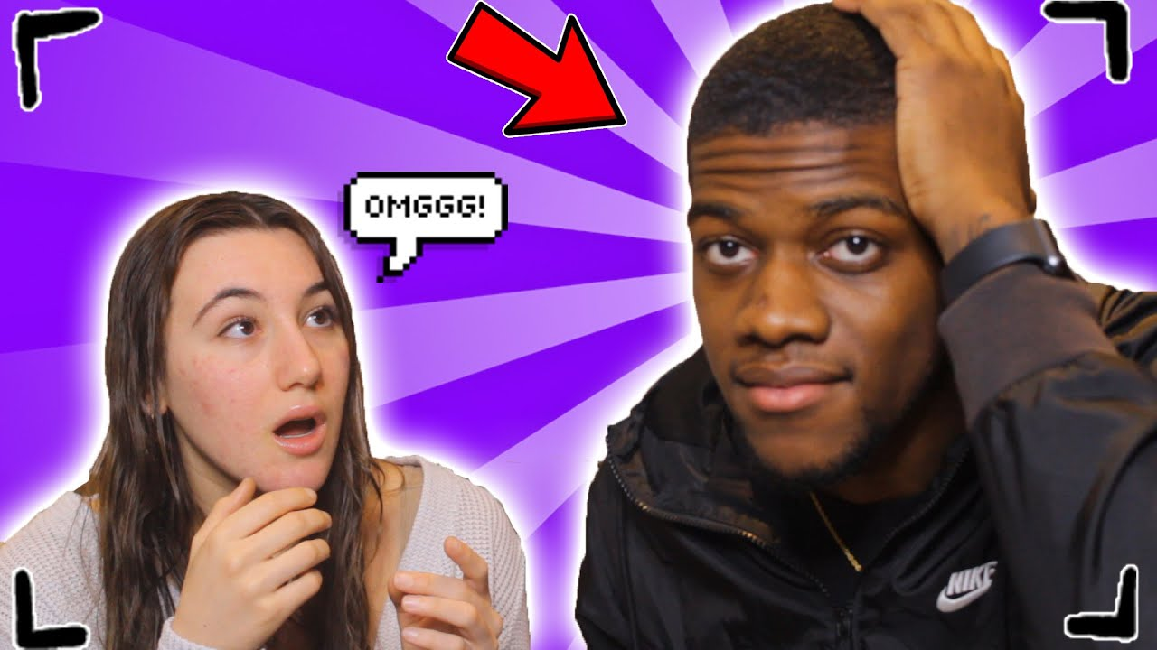 I CUT MY HAIR TO SEE HOW MY GIRLFRIEND WOULD REACT